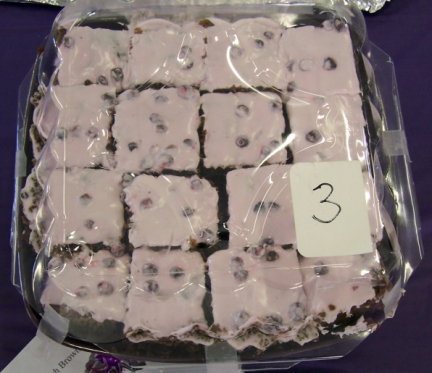 Huckleberry Brownies