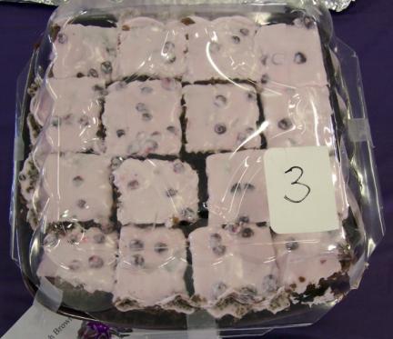 Huckleberry Brownies
