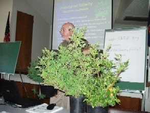 Dr. Barney's Presentation
