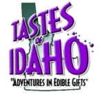 Tastes of Idaho logo, reduced