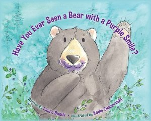 Have You Seen a Bear with a Purple Smile?