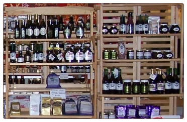 Huckleberry products