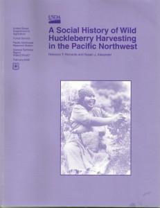 History of Huckleberries